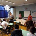 Der deutsche schöne Aussprachwettbewerb für die Schüler des Bezirks